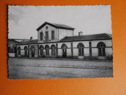 ECAUSSINNES-CARRIERES-Gare - Ecaussinnes
