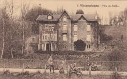 Winamplanche - Villa Des Roches - Militaires - Theux