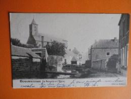 ECAUSSINNES-La Sennette Et L'Eglise. - Ecaussinnes