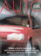 Auto Supplement Au Journal Du Dimanche 1986, Fiat, Peugeot, Volkswagen Golf, Citroen AX, Rover - Auto/Moto