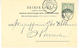 26 MEI 00 Ansicht  Van Lochem Naar Harmelen Via Trein ARNHEM-OLDENZAAL C - 1891-1948 (Wilhelmine)