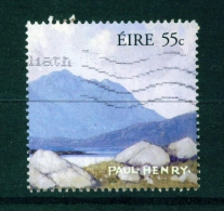 IRELAND  -  2008  Paul Henry  55c  Used As Scan - 1949-... Republic Of Ireland