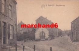 Belgique Hainaut Oignies Rue Nouvelle éditeur Petit Leclercq - Aiseau-Presles