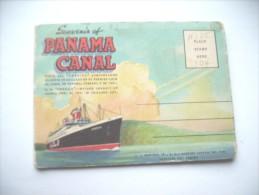 Panama Book Map With 18 Very Nice Photo´s - Panama