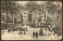 ARCACHON Rare Rendez-Vous De Chasse Place Brémontier (Lafont) Gironde (33) - Arcachon