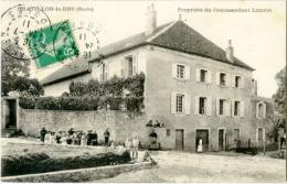Chatillon Le Duc Proproété Du Commandant Louvot - France