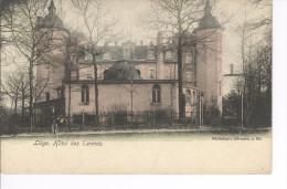 CP Liège Hôtel Des Termes Ed. Colorisée  Vers 1903 - Luik