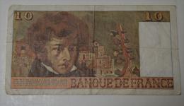 10 Frs Berlioz 63-23TTB - 10 F 1972-1978 ''Berlioz''