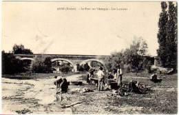 Anse - Le Pont Sur L'Azergues - Les Laveuses - Anse