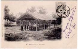 La Braconne - Un Lavoir ( Tongimed ) - France