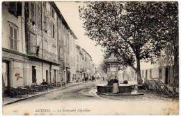Antibes - Le Boulevard Aiguillon - Antibes
