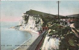 DOVER 113 SHAKESPEARE CLIFF  1905 - Dover
