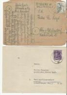 =DP GS*2 1946,?RAMBIN , BERLIN - Gemeinschaftsausgaben