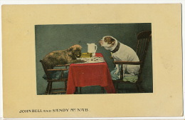 Echecs Chess Jeu De Dames Checkers John Bull And Sandy Mac Nab Dogs Human Behaviour Bull Dog . - Chess