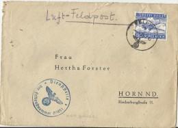 DR CV 1942 FELDPOST - Briefe U. Dokumente