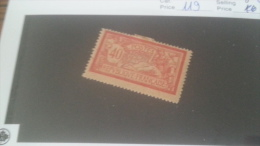 LOT 235086 TIMBRE DE FRANCE NEUF* N�119 VALEUR 30 EUROS GC