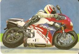 CALENDARIO DEL AÑO 1999 DE UNA MOTO HONDA (CALENDRIER-CALENDAR) MOTO-MOTORBIKE - Calendarios