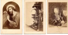 3 PHOTOGRAPHIES GOUPIL ET Cie PARIS - Other