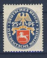 Deutsches Reich Michel No. 428 ** postfrisch / Gummi nicht ganz einwandfrei