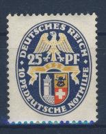 Deutsches Reich Michel No. 433 ** postfrisch / Gummi nicht ganz einwandfrei