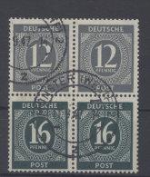 Gemeinschaftsausgaben ZD S 294 gestempelt used