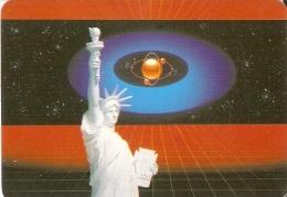 CALENDARIO DEL AÑO 1995 DE LA ESTATUA DE LA LIBERTAD (CALENDRIER-CALENDAR) STATUE OF LIBERTY - Calendarios