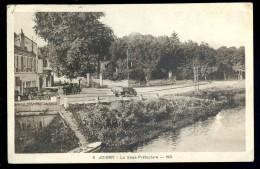 Cpa Du 89 Joigny  -- La Sous Préfecture     PZ11 - Joigny