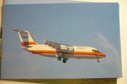 BA 146 200      PSA   N358PS - 1946-....: Moderne