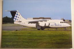 AVRO RJ 70   AIR BALTIC  YL BAL - 1946-....: Moderne