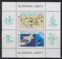= Turquie Administration Chypre Bloc N°4 De 1983 Neuf - Europa-CEPT