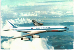 AVIATION ... BOEING 707 ... AIR FRANCE - 1946-....: Moderne