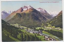 AK - Pontresina Mit Palü U. Roseggletscher - 1914 - GR Grisons