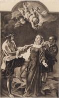 VAN OOST (Père) - Le Martyre De Sainte Godelieve - Eglise Du Saint-Sauveur (Bruges) - Brugge