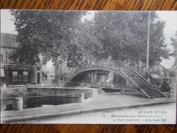71 - MONTCEAU Les MINES - Le Pont Tournant. - Montceau Les Mines