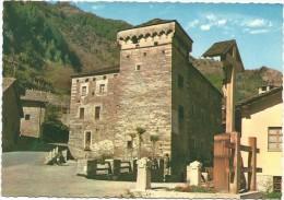 K1934 Avise (Aosta) - Il Castello - Chateau Castle Schloss Castillo / Non Viaggiata - Italië