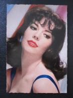 Original & Rare Photo Postcard - Natalie Wood - Printed In Germany (1960´s) - Actores