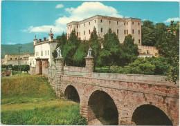 K1940 Battaglia Terme (Padova) - Castello Catajo - Chateau Castle Schloss Castillo / Non Viaggiata - Altre Città