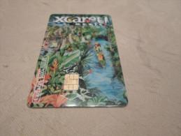 MEXICO  - nice prepaid phonecard as on photo