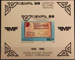Mexico, Philatelie, Mexifil Postzegel Tentoonstelling - Mexico
