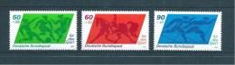 Allemagne Fédérale Timbre De 1980   N°896  A  898  Neufs - BRD