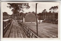 PELOTE BASQUE - MIMIZAN PLAGE 40 : Le Fronton - CPSM Photo PF 1941 - - Cartes Postales