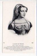 Histoire - Claude De France Née à Romorantin N° 10 - Historia