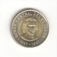 1000 Sucres Equateur / Equator 1997 - Ecuador