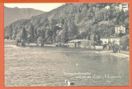NOV-Mont177, Camin Hotel Colmegna, Lago Maggiore, Luino, GF, Non Circulée - Luino