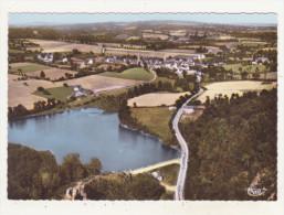 ST-GILLES-VIEUX-MARCHE - CPSM - VUE GENERALE AERIENNE - L'ETANG - - Saint-Gilles-Vieux-Marché