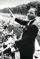 Famous Martin Luther King Jr. Postcard I Had A Dream Speech Mall Washington D.C. - 02987
