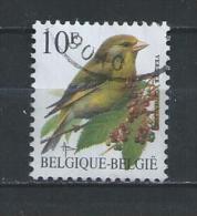 -Belgie Gestempeld  NR°    2461   Catw.  0.20   Euro - 1985-.. Oiseaux (Buzin)
