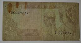 Bank Indonesia, Sepuluh Rupiah - Indonesia