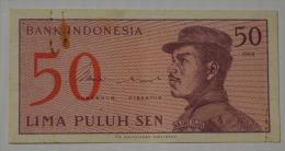 Bank Indonesia, Lima Puluh Sen - Indonesia