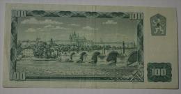 Bankovka Statni Banky Ceskoslovenske - Czechoslovakia